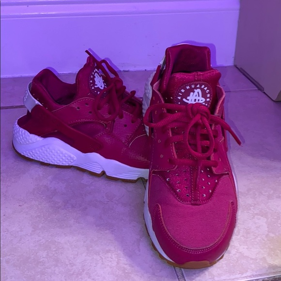 General puerta Increíble  Nike Shoes | Womens Pink Air Huarache Run | Poshmark